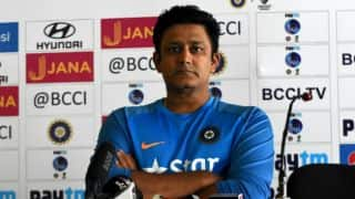 VIDEO, India vs Australia, 3rd Test at Ranchi: Anil Kumble press conference