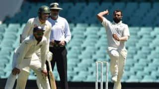 India vs CA XI: Prithvi Shaw injury overshadows day of toil for Virat Kohli's team