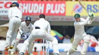 India vs Australia 3rd Test: Peter Handscomb, Shaun Marsh lead visitors' fightback on Day 5