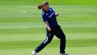England Women's Anya Shurubsole ruled out of T20I series