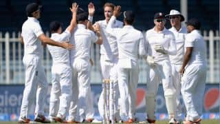 Pakistan vs England 2015, 3rd Test at Sharjah