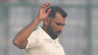 BCCI was confident Mohammed Shami would come clean