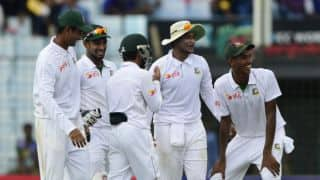 Live Cricket Scorecard: Bangladesh vs South Africa 2015, 1st Test at Chittagong, Day 2