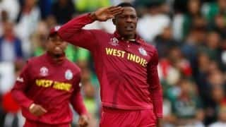 Sheldon Cottrell salutes Indian blind cricket team in Jamaica