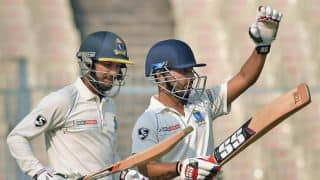 Ranji Trophy 2017-18, Round 7, Group D, Day 1 Highlights