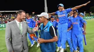 Rahul Dravid: U-19 World Cup victory credit belongs entirely to Team India