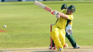 David Warner's shift to middle-order further boosts Australia's batting ahead of ICC World T20 2016