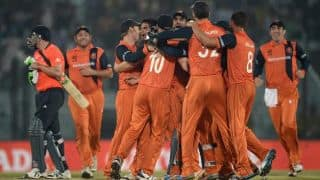 England vs Netherlands, ICC World T20 2014 Super 10s Group 1