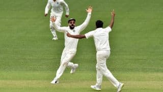 Super six: India's Test victories in Australia