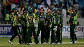 Sri Lanka win toss, elect to bat in 4th ODI at Abu Dhabi