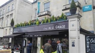 The WG Grace: a stylish Bristol pub, but bears little more than the Champion's name