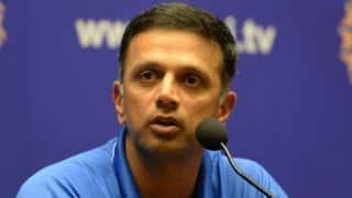 Rahul Dravid denies visiting Pakistan dressing room during ICC U-19 World Cup semi-final