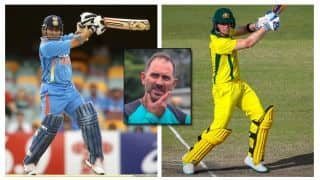 Cricket World Cup 2019: Justin Langer compares Steve Smith's batting to Sachin Tendulkar