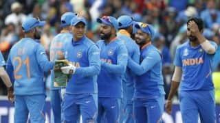 सेमीफाइनल में मिली हार के बाद मैनचेस्टर में ही फंसे भारतीय खिलाड़ी