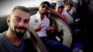 आयरलैंड-इंग्लैंड के मुश्किल दौरे के लिए रवाना हुई टीम इंडिया