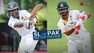 Sri Lanka vs Pakistan 2015, 3rd Test at Pallekele, Preview: Both teams gunning for a series win