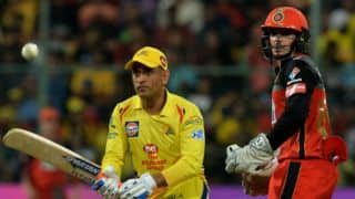 IPL 2018: MS Dhoni explains chasing strategy post CSK's victory over RCB