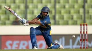 Afghanistan vs Sri Lanka Asia Cup 2014 stats highlights