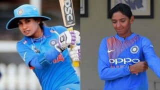 Veda Krishnamurthy dropped from India's limited over squad for New Zealand tour