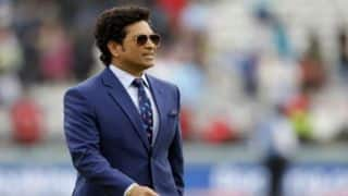 sachin Tendulkar appeals ICC to make helmet wearing compulsory in cricket