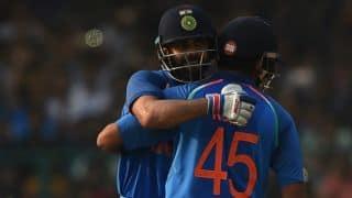 सीरीज जीतने के बाद टीम इंडिया ने मनाया जश्न, देखें फोटो