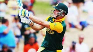 David Miller, JP Duminy strengthen South African innings against Zimbabwe