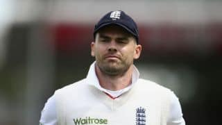 England should pick James Anderson for fifth Ashes 2015 Test at The Oval