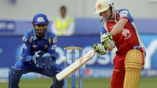 Should AB de Villers bat up the order?
