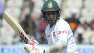 India vs Bangladesh: Rahim, Mehedi frustrate hosts at Hyderabad