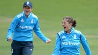 England Women beat India Women by 13 runs as Charlotte Edwards, Jenny Gunn shine in 2nd ODI at Scarborough