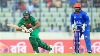 BCB request BCCI to change venue for Afghanistan series