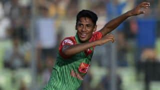 Sri Lanka vs Bangladesh: Mustafizur Rahman expected to return