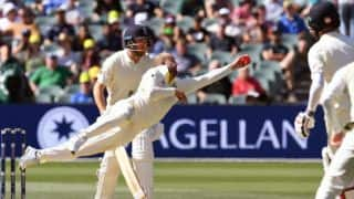 The Ashes 2017-18: England escape the bear and fall to Nathan Lyon