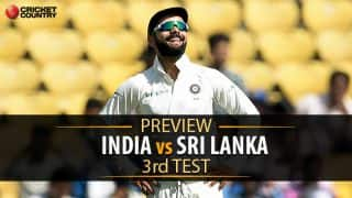 India vs Sri Lanka, 3rd Test, preview and likely XI: India's chance to fine-tune gears before South Africa