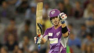 CLT20 2014: Tim Paine credits team effort for Hobart Hurricanes' easy win over Northern Knights