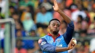 ICC World Cup 2019: Kagiso Rabada allays fears over back injury