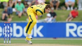 Alex Gregory named captain of newly-formed CA XI for Matador Cup 2015-16