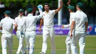 Mitchell Starc, Josh Hazlewood star as Australia beat Essex by 169 runs