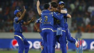 Mumbai Indians vs Kolkata Knight Riders, IPL 2016 Match 24 at Mumbai: Rohit Sharma and Co.'s probable XI