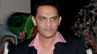 "Mohammad Azharuddin terms RPS's sacking of MS Dhoni as ""third-rate and disrespectful"""
