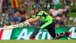 Ireland recall Gary Wilson, Stuart Thompson for one-off ODI versus England
