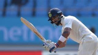 India vs West Indies: Virat Kohli is first Indian batsman to 1000 Test runs in three straight years