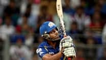 Rohit Sharma scores fifty, Mumbai Indians at 125/4 after 18 overs against Chennai Super Kings, IPL 2014