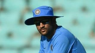MS Dhoni and other limited-overs specialists hit the nets ahead of 1st ODI vs Sri Lanka