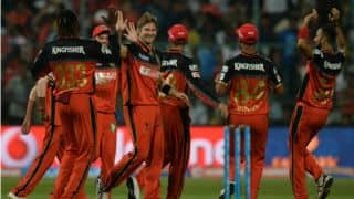 IPL 2017: Royal Challengers Bangalore (RCB) players, squad, captain, coach, home ground in IPL 10