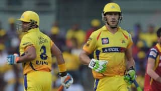 Chennai Super Kings vs Royal Challengers Bangalore, IPL 2015 Match 37 at Chennai