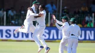 SA vs SL, 2nd Test: Philander, Rabada push visitors to brink of defeat
