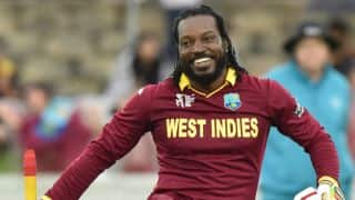 Chris Gayle stopped from batting in Sri Lanka vs West Indies, T20 World Cup 2016 match