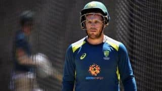 I feel comfortable where my game is at: Aaron Finch