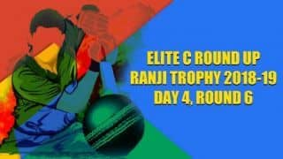 Ranji Trophy 2018-19, Elite C, Round 6, Day 4: Jharkhand pocket three points in drawn match versus Uttar Pradesh